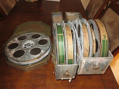 Original Charlotte's Web Movie 35Mm Theatre Film 6 Reel Set Hanna Barbera