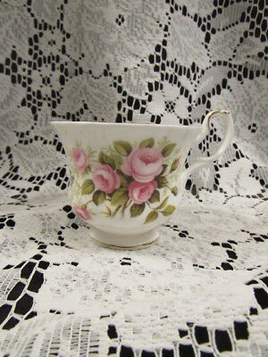 Royal Albert Flower Of The Month, June, Bone China, Replacement Tea Cup Only