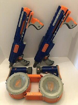 Nerf N Strike Raider Soft Dart Gun Lot Of 2