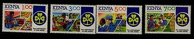 Kenya 1985 75th Anniversary Girl Guides