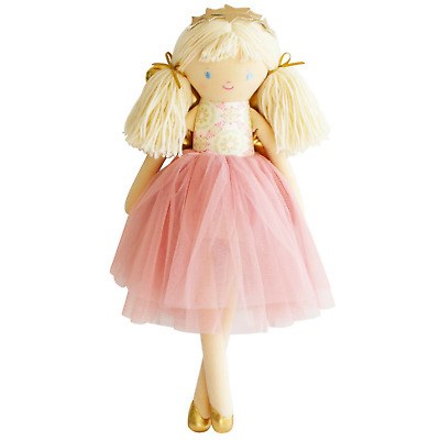 ALIMROSE OLIVIA FAIRY CLOTH DOLL - 48cm