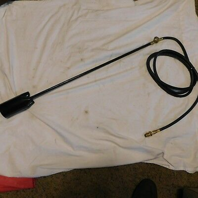 Long Propane Torch with Hose