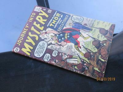 Journey Into Mystery #84 -MARVEL 1962- 2nd App of Thor!!!