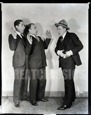 Jimmy Durante 1926 Vaudeville Comedy 8X10 Negative By Herbert Mitchell