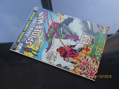 Amazing Spider-Man #122 - HIGH GRADE - MARVEL 1973 - Stan Lee!