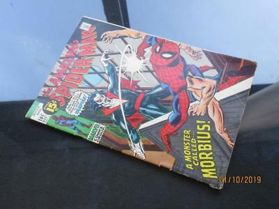 Amazing Spider-Man #101 MARVEL 1971 - 1st app Morbius - Stan Lee!