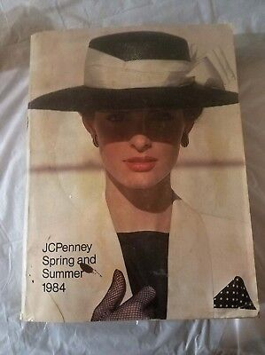 1984 Spring and Summer JC Penny Catalog