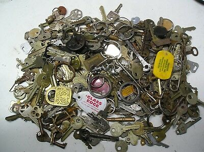 Antique Keys - Key Sellers Rejects - 5 Pounds