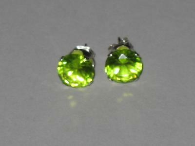 Peridot Earrings 925 Witch Estate HEALS EMOTIONS RELEASE BAGGAGE NEW BEGINNINGS