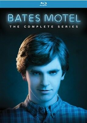 BATES MOTEL THE COMPLETE SERIES New Sealed Blu-ray Seasons 1 2 3 4 5