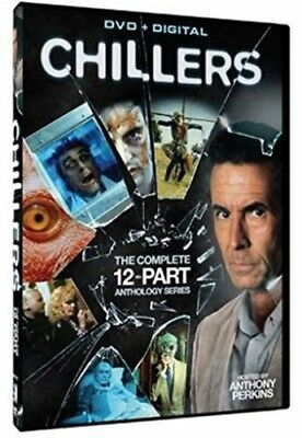CHILLERS COMPLETE 12 PART ANTHOLOGY TV SERIES New DVD aka Mistress of Suspense