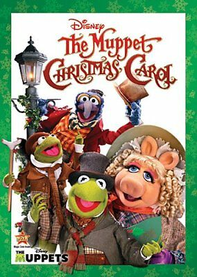 THE MUPPET CHRISTMAS CAROL New Sealed DVD Muppets