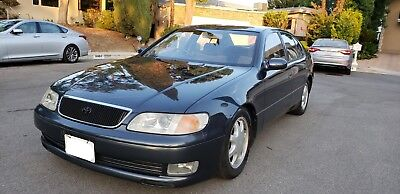 1992 Lexus GS Aristo 3.0V TOYOTA ARISTO TWIN TURBO 2JZGTE, JDM IMPORT RHD 4DOOR SUPRA, ONLY 45K MILES, REG