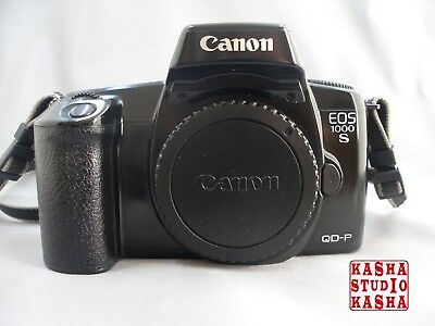 Canon EOS  Rebel SⅡ QD / 1000FN QD  35mm SLR Film Camera Body Only From Japan