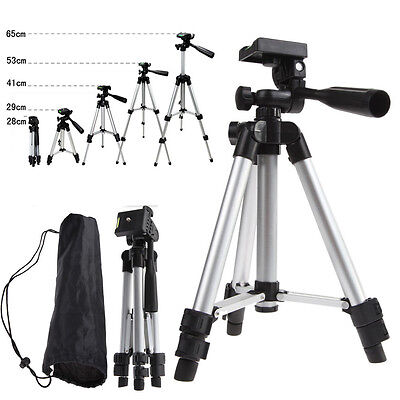 Camera Camcorder Tripod stand Fit for Canon Nikon Sony ForFuji Olympus G9K5