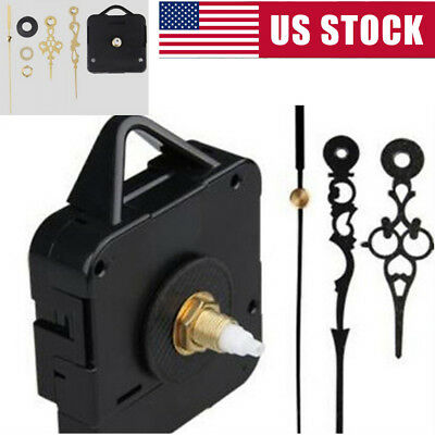Clock Quartz Movement Mechanism Replacement Part DIY Watches Replacement Tools