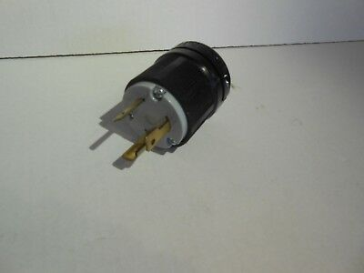 Hubbell Turn & Pull Nema L6-30 30A, 250V Plug and Receptacle Qty.4