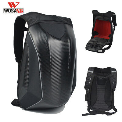 Motorcycle Motorbike Backpack Waterproof Magnetic Tank Bag Reflective Motocross