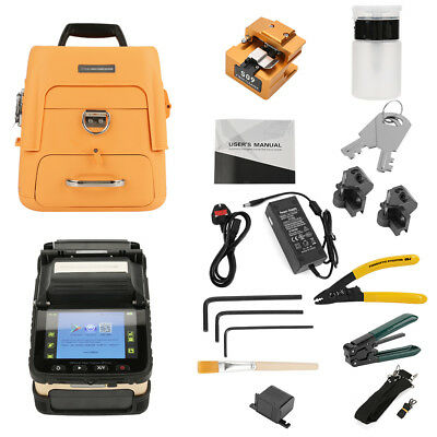 100V-240V Ai8 Fiber Optic Welding Splicing Machine Optical Fiber Fusion Splicer