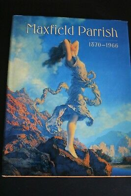 Gorgeous Book featuring MAXFIELD PARRISH 1870-1966 1999-EDITION