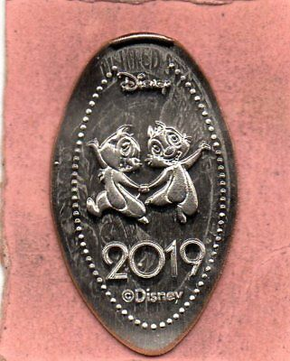 Disneys Epcot 2019   Elongated Quarter