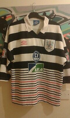 Vgt Widnes Rugby League Shirt 1993/4 Large