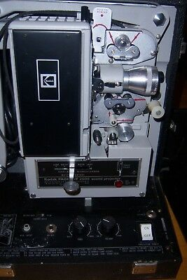Vintage-Kodak Pageant 25Os Sound Projector-