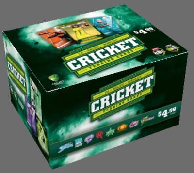 2018/19 Tap 'n' Play BBL WBBL Big Bash Cricket Trading Cards Sealed Box IN STOCK