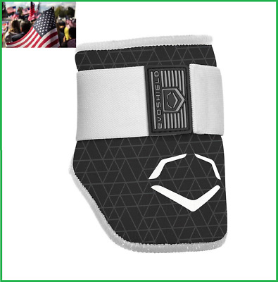 Evoshield EvoCharge Baseball Batters Elbow Guard Black new FREE Two-Day Shipping