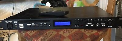 DENON Professional DN-300C CD/Media Player with USB and Aux Inputs No Reserve