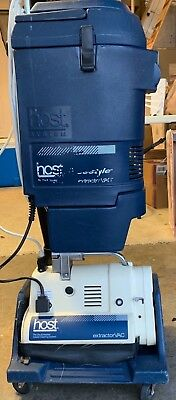 HOST DRY Carpet Cleaning Machine Freestyles COMMERCIAL Extractor Vac EVM