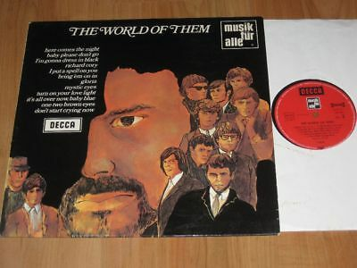 Them - The world of Them LP 1970 Blues Rock/ TOP (6)