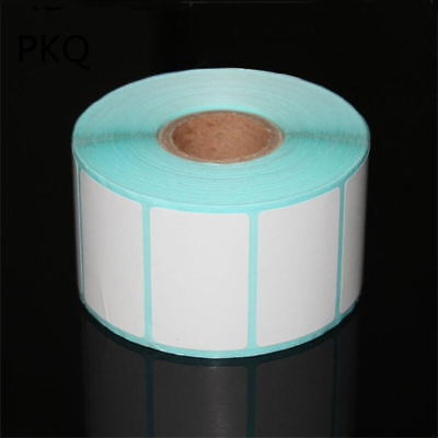 Tag Print Supplies Adhesive Paper Thermal Sticker Package Label Waterproof