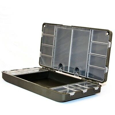 Fishing Ngt Xpr Tackle Box Terminal Tackle System Carp Swivels Hooks