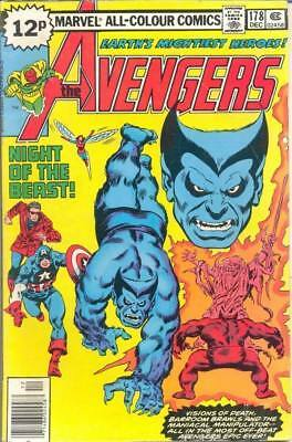 Avengers 178 from 1978