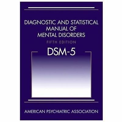 (PDF) DSM-5 Diagnostic and Statistical Manual of Mental Disorder