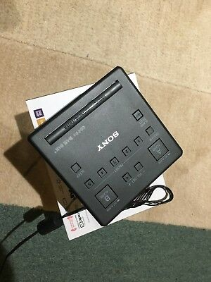 Sony XDR-C1DBP, Superb Condition, Used Once, Comes With Box Etc