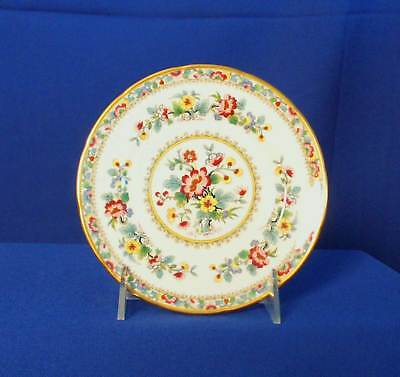 Coalport England Ming Rose 10316 White Bread and Butter Plate bfe2584
