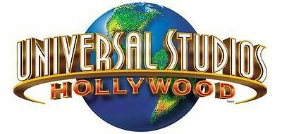 Universal Studios Hollywood Adult  Ticket