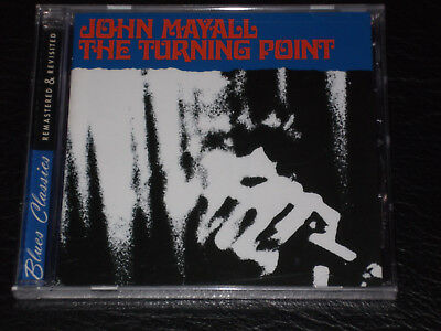 JOHN MAYALL (The Turning Point) CD Brand New + Sealed