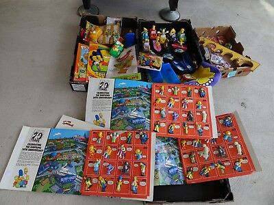 Bulk lot of The Simpsons!