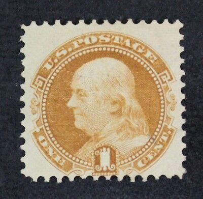 CKStamps: US Stamps Collection Scott#112 1c Pictorial Unused NG Signed CV$225