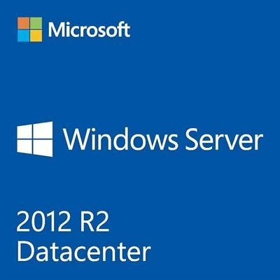 Microsoft Windows Server 2012 R2 Datacenter Edition+ 50User/Device RDS Cal