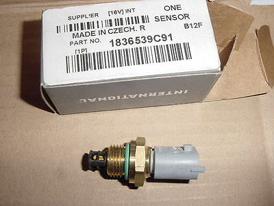 2003-2006 Navistar VT365/275, MaxxForce 1836539C91 Manifold Air Temp Sensor