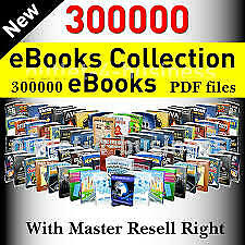 300K Plr Articles + 2000 Ebooks For 650 Niches! Free Shipping All Resell Rights!