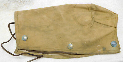 Lee Enfield Khaki Canvas Action Cover-Canadian Marked