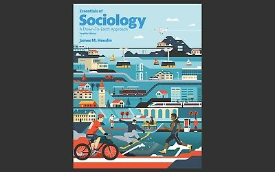 Essentials of Sociology by James M. Henslin 12th Edition [PDF VERSION]