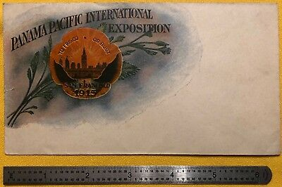 Panama Pacific International Exposition Cover - To Frisco or Bust - 1915