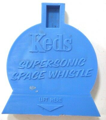 Whistle - Keds, Supersonic Space Whistle