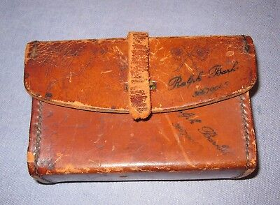 WWII BAR Tool Pouch/ Souvenir For Signal Corps GI